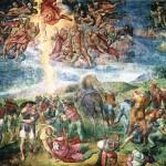 Michelangelo Buonarroti - Conversion of Saint Paul